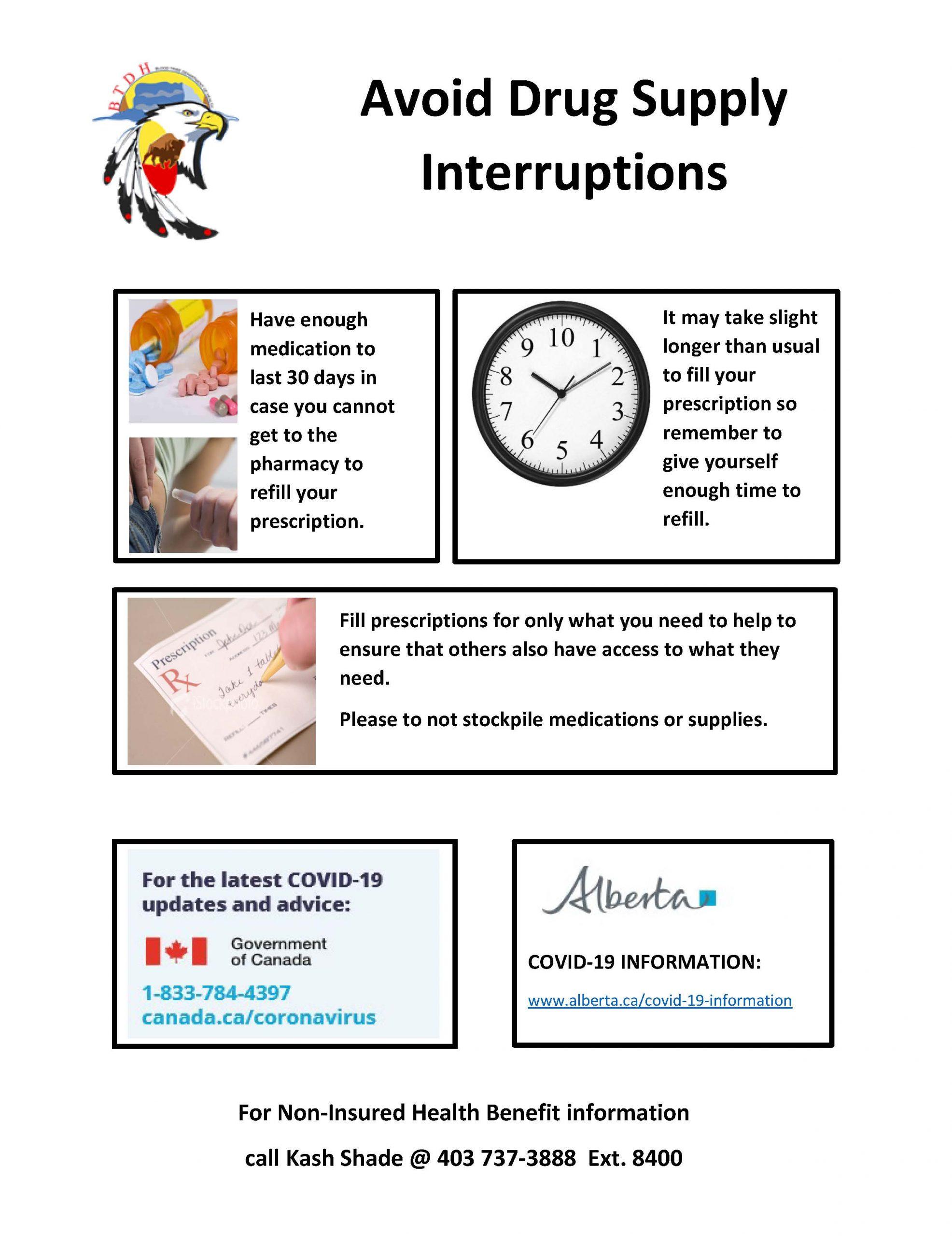 Health Reminder - Prescriptions