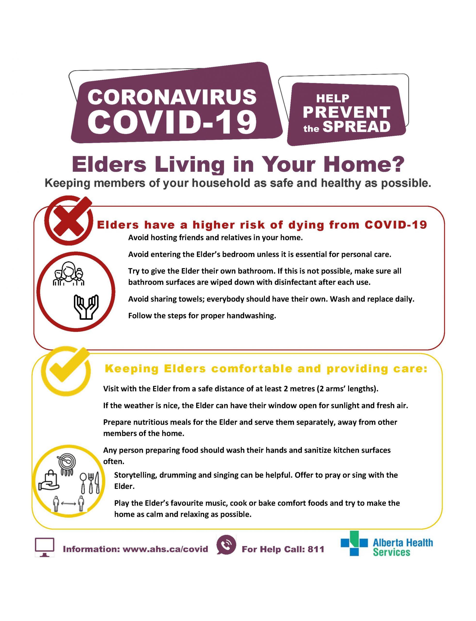 Elders Information