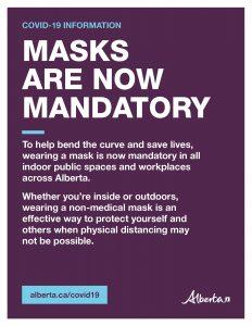 Mask are Mandatory - Poster