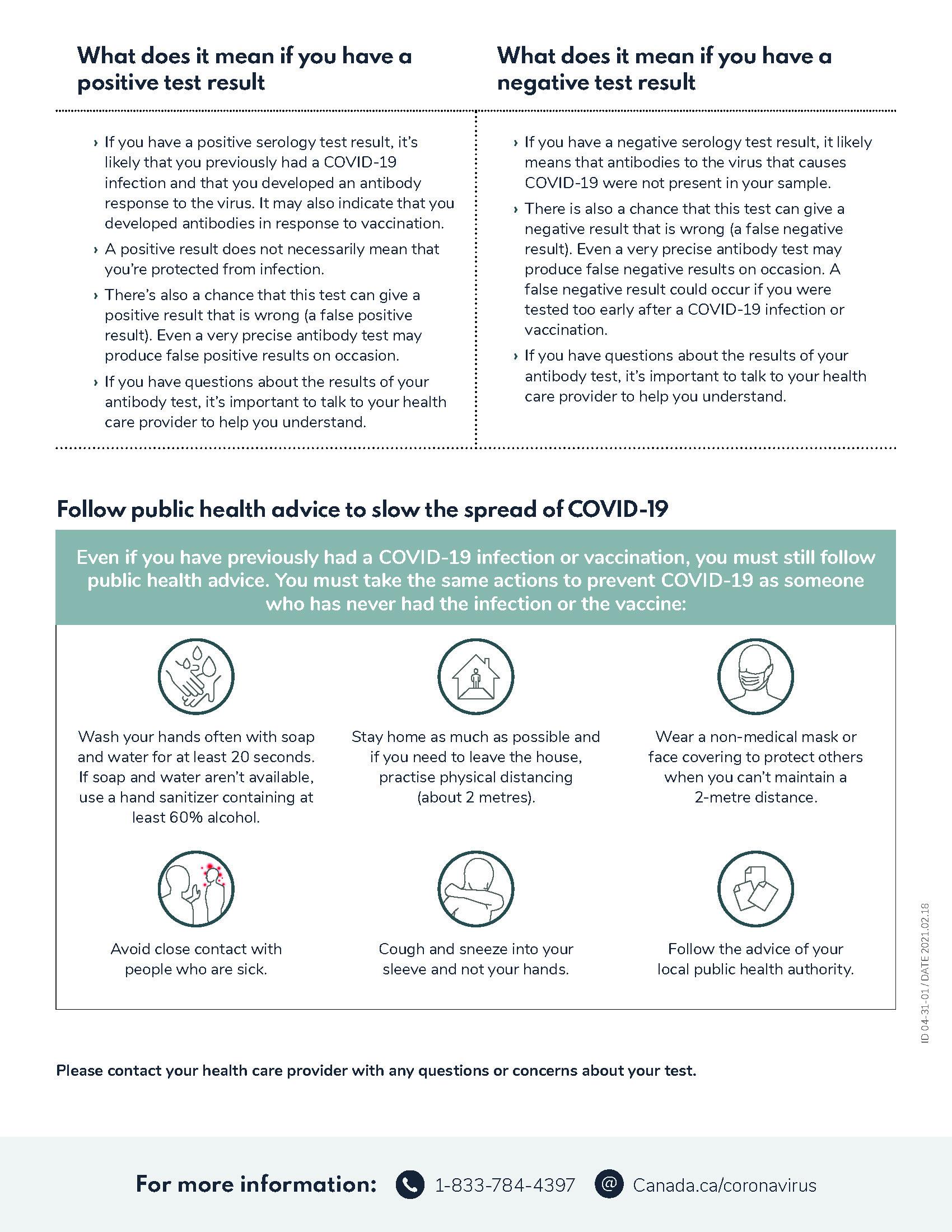 COVID-19 Antibody Testing - Page 2