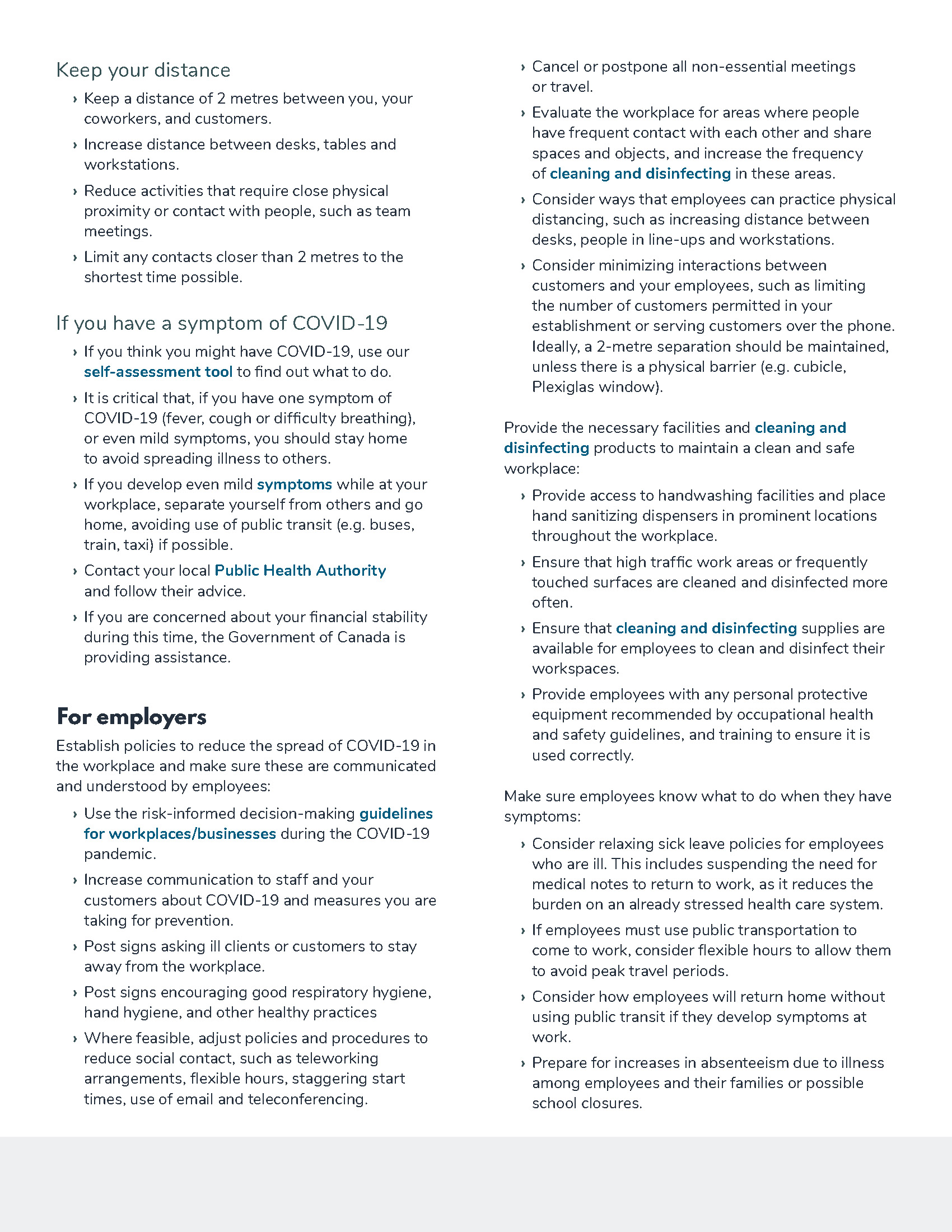 Vulnerable Populations and COVID-19 - Page 2