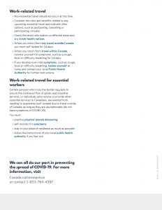 Preventing COVID-19 in the Workplace - Page 3