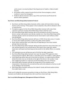 Bus Co-Op Notice - (Aug. 27) - Page 2